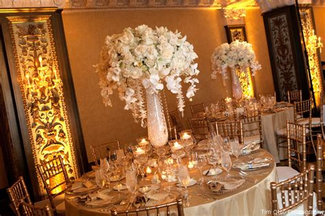 tbdress gold and ivory wedding theme for a grand wedding