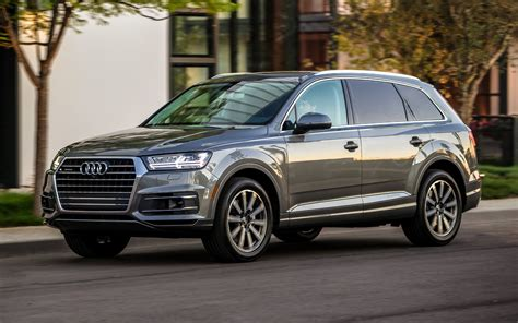 audi q7 us audi q7 2017 us wallpapers and hd images car pixel