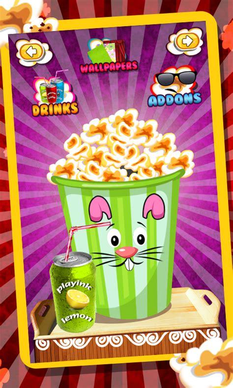 Popcorn Maker Pop 6br Mesin Popcorn gratis popcorn make memasak permainan gratis