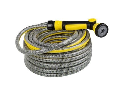 garden hose connector stock image image  threads