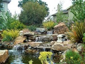 waterfalls backyard 1000 images about backyard waterfalls on