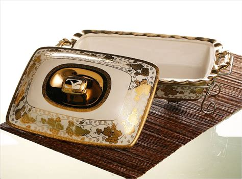 jual beli vicenza rectangular food warmer cr680 motif