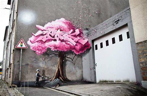 imagenes murales urbanos impresionantes murales urbanos marcianos