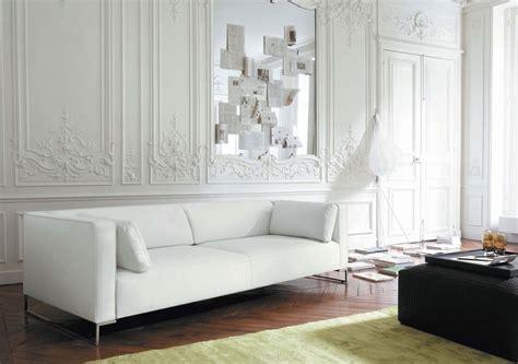 soggiorno arredato mobili bianchi per il soggiorno ecco come creare un