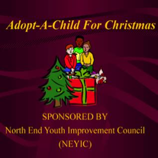 sponsor a child for christmas gift adopt a child annual gifting cobo detroit professionals