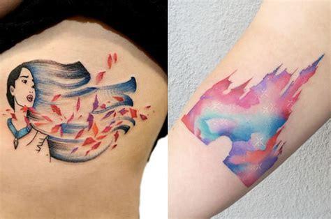 couple tattoo buzzfeed 24 tattoos that walt disney would love