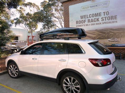 mazda store gallery roof rack store sydney australia thule yakima