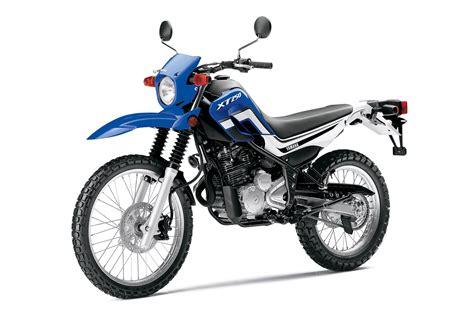 2015 Yamaha XT250 Review