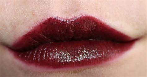 Lipstik Revlon Black Cherry tinycattin revlon lustrous lipstick in black