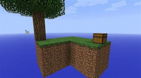 skyblock map skyblock map 1 11 2 1 10 2 floating island and survive 9minecraft net