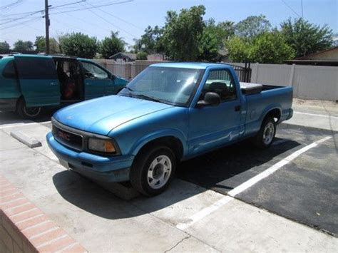 online car repair manuals free 1994 gmc sonoma interior lighting service manual 1994 gmc sonoma door removal sell used 1994 gmc sonoma sle standard cab