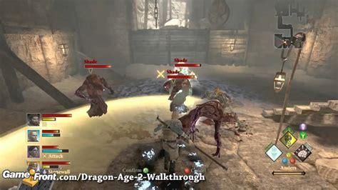 dragon age 2 walkthrough gamefront dragon age 2 walkthrough pt 63 act 3 main quest quot on the