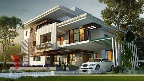 bungalows design 3d bungalow design rendering contemporary bungalow