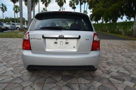 2008 Kia Spectra5 Sx Buy Used 2008 Kia Spectra5 Sx Hatchback 4 Door 2 0l In