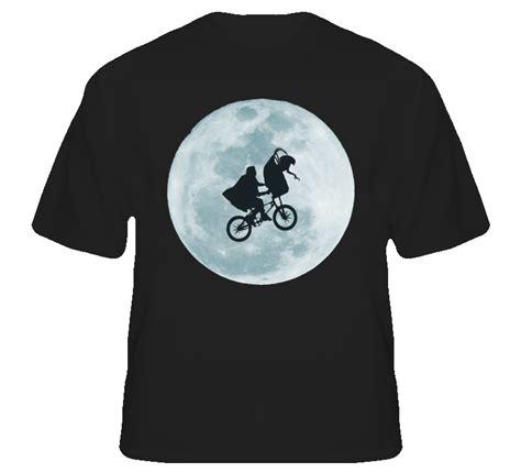 T Shirt Alie N On The Moon et mash fan moon space sci fi t shirt