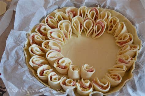 torte fiore torta salata a fiore