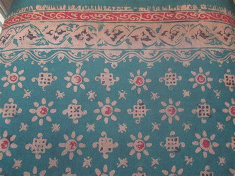 Bahan Batik Jambi motif ancak home batik jambi