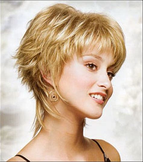 medium style hair with back a little shorter than sides 25 trending short layered haircuts inspiration shaggy