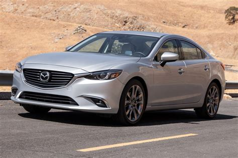 2016 mazda vehicles 2016 mazda 6 i grand touring market value what s my car