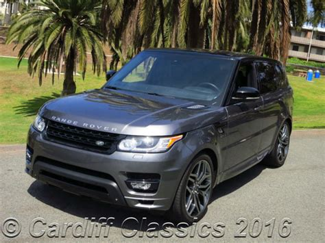 2014 range rover hse specs 2014 range rover sport supercharged autobiography specs