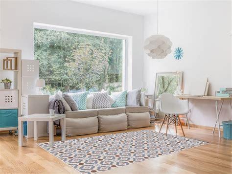 Art Bedroom Ideas inspirants les carreaux de ciment joli place
