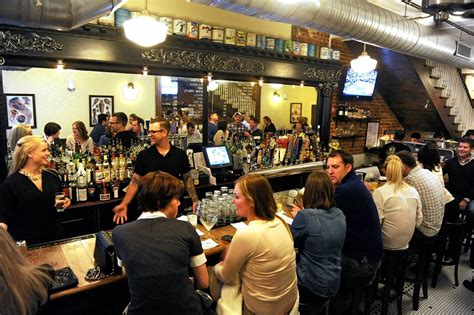 Thames Oyster House Baltimore Md by An Adequate Bar Program At Thames Oyster House