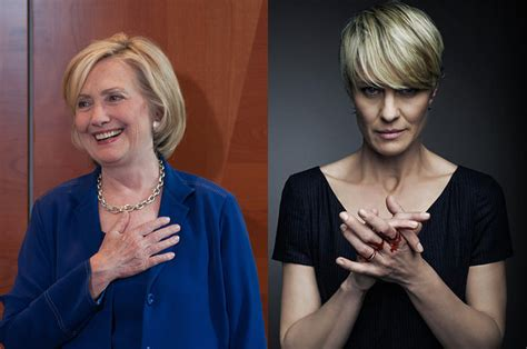 clinton house of cards quot house of cards quot creator hillary clinton is the real claire underwood