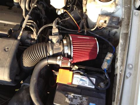 cone air filter  volvo   turbo