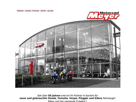 Motorrad Aachen by Motorrad Meyer In Aachen Motorradh 228 Ndler