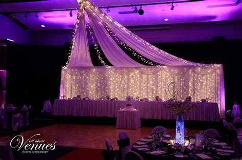 wedding backdrops for receptions   Gold Coast Wedding