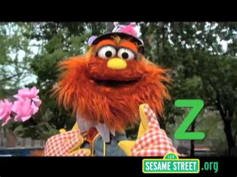 M Sesame Abcs sesame podcast letter z preschool ideas discover best ideas about sesame