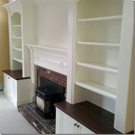 decorating ideas for bookcases by fireplace decorating dilemma laurie s living room southern