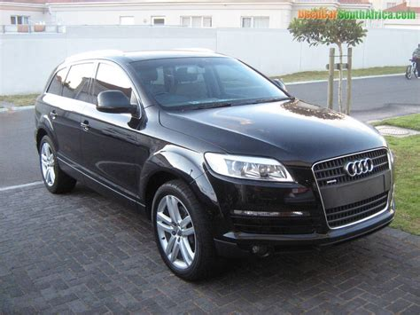 Audi 7 Seater For Sale by 2007 Audi Q7 3 0tdi Quattro 7 Seater Used Car For Sale In