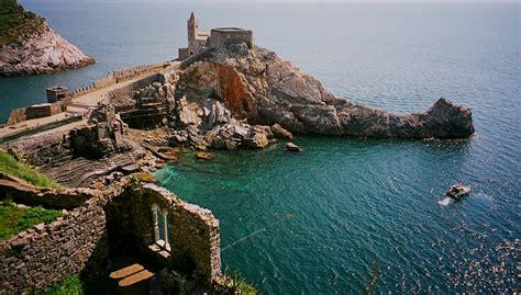 porto di portovenere di porto venere castlesintheworld