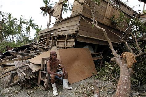 The Ugliest House In The World by Photos The Aftermath Of One Of World S Worst Typhoons