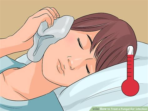 Hair Dryer Ear Infection 3 ways to treat a fungal ear infection wikihow