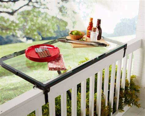 Patio Railing Accessories Make The Most Of Your Small Balcony Top 15 Accessories