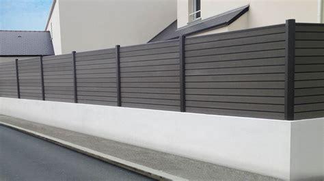 Lame De Cloture Composite 1564 by Pack 3 Lames Oc 233 Wood Bor 233 Ale Lames Composite Bois