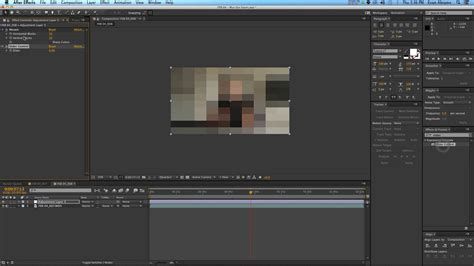 tutorial after effects mosaic after effects video tutorial blurry faces the beat a
