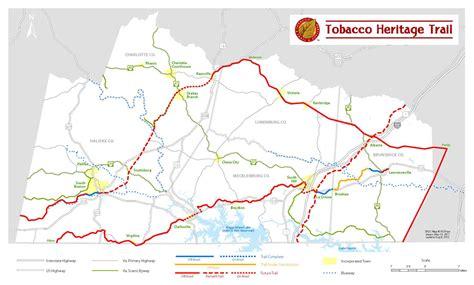 american tobacco trail map tobacco heritage trail buy dutyfreetruck