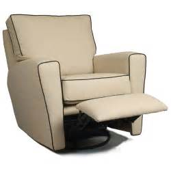 Nursery Glider Recliner Monaco Glider Recliner And Upholstered Nursery Gliders In Castle All Gliders