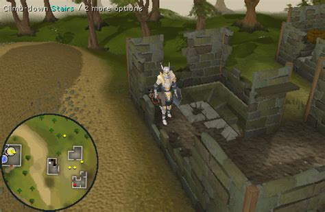 observatory dungeon map observatory quest runescape guide runehq