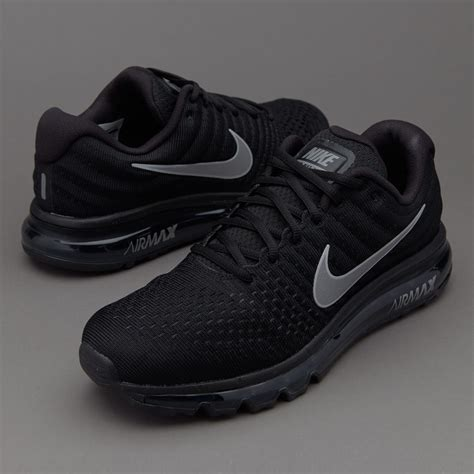 Sepatu Nike Airmax Sepatu Nike Airmax sepatu sneakers nike air max 2017 black white anthracite