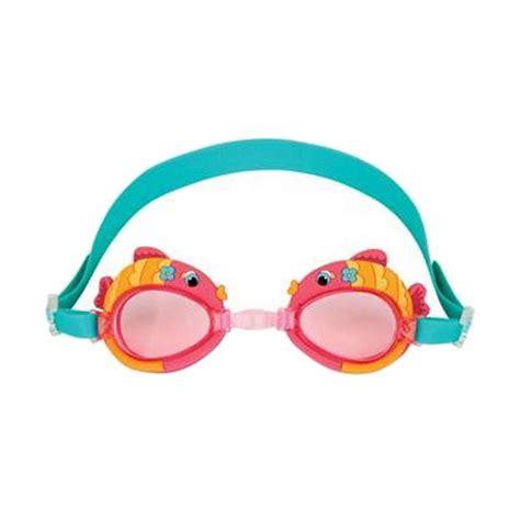Kaca Mata Renang Anak Diving Goggles jual stephen joseph swim goggles fish s16 sj111340