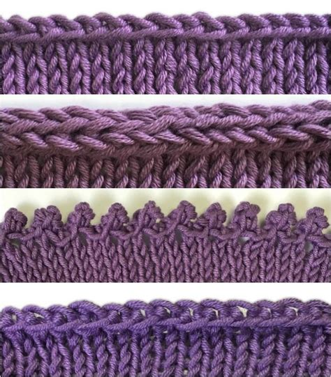 casting off in pattern knitting the 25 best knitting tutorials ideas on pinterest