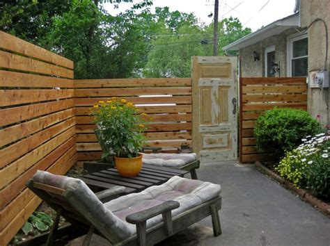 cool fence ideas for backyard cool privacy fence ideas diy for patio eclectic design