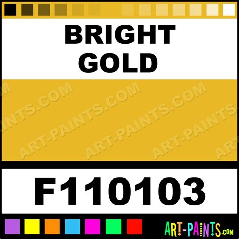 bright gold railroad enamel paints f110103 bright gold paint bright gold color floquil