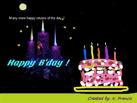 how to make an animated card birthday animated greeting cards wblqual