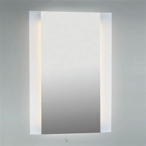 Bathroom Mirrors Illuminated Astro Lighting 0548 Fuji Shaver Ip44 Illuminated Bathroom Mirror