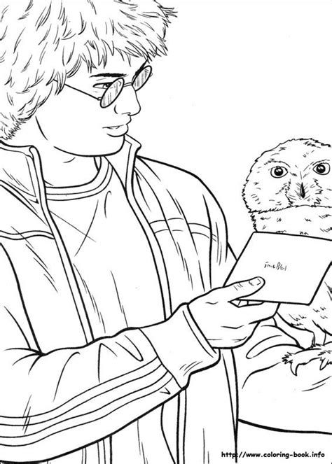 Harry Potter and the Goblet of Fire (2000). Coloring Book